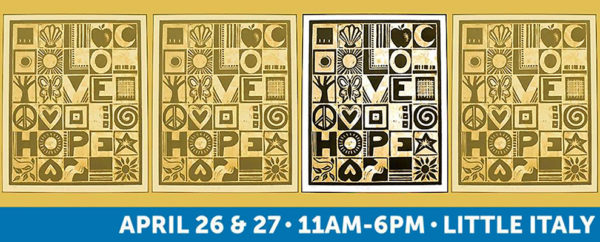 Press Release: Mission Federal ArtWalk Unveils Featured Artists for 30th Anniversary San Diego Art Walk 2014 Festival