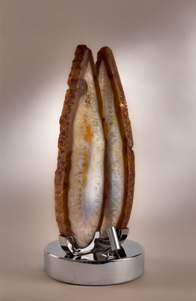 Spirit Flames by Dorit Schwartz sculptor