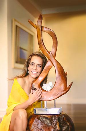 About Dorit Schwartz Sculptor