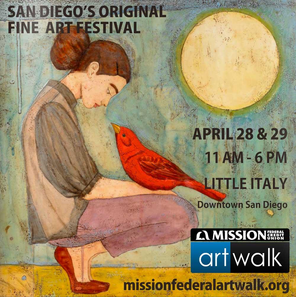Mission Federal Art Walk 2012 - Event Magazine