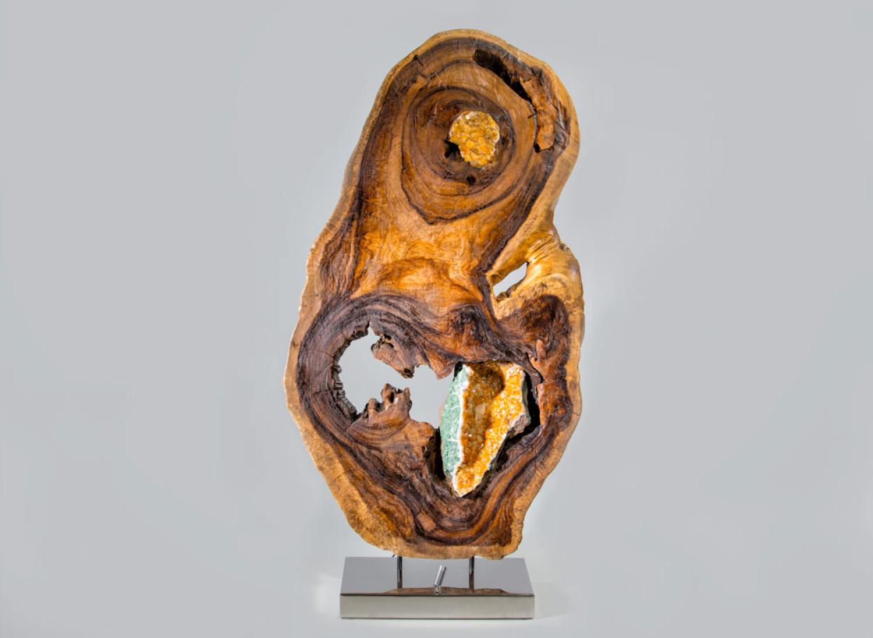 Rising Sun - Close up - Dorit Schwartz Sculptor