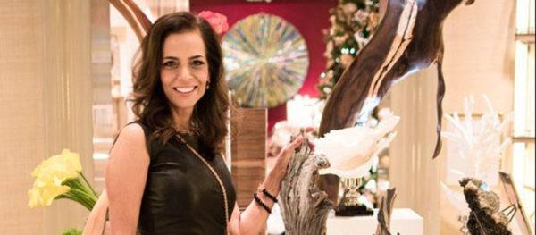 Dorit Schwartz light within-collection Wynn Encore home store