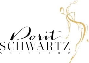 Dorit Schwartz Sculptor Logo | Organic Fine Artist Dorit Schwartz
