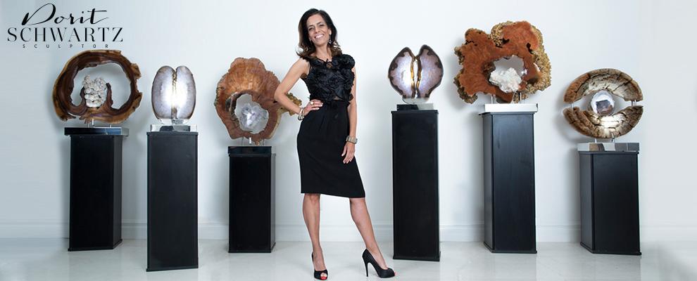 Dorit Schwartz, Organic Fine Art Sculptor