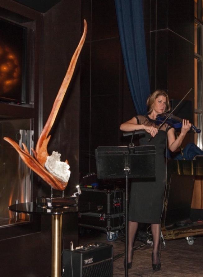 Dorit Schwartz at the Delano Las Vegas