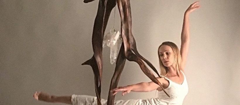 When lovers dance with dancer by Dorit Schwartz