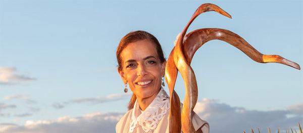 Dorit Schwartz Sculptor Blooming of the Spirit