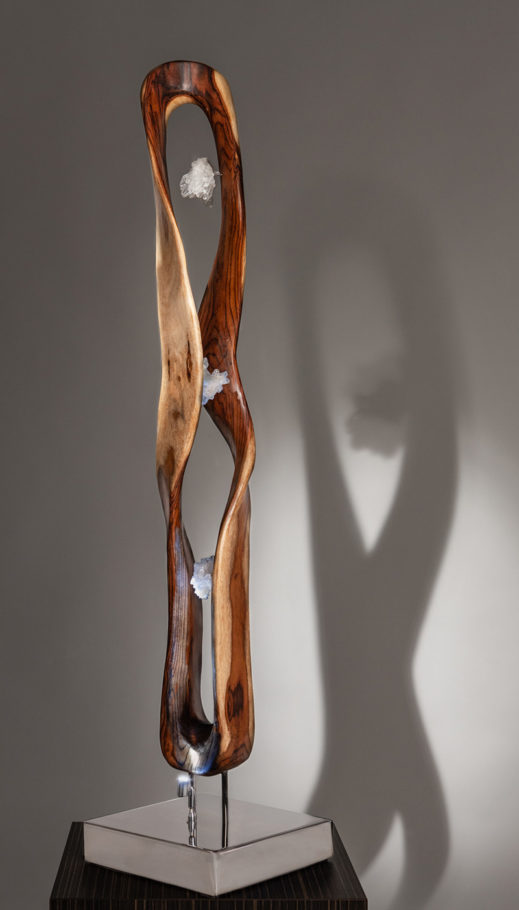 Life Energy by sculptor Dorit Schwartz