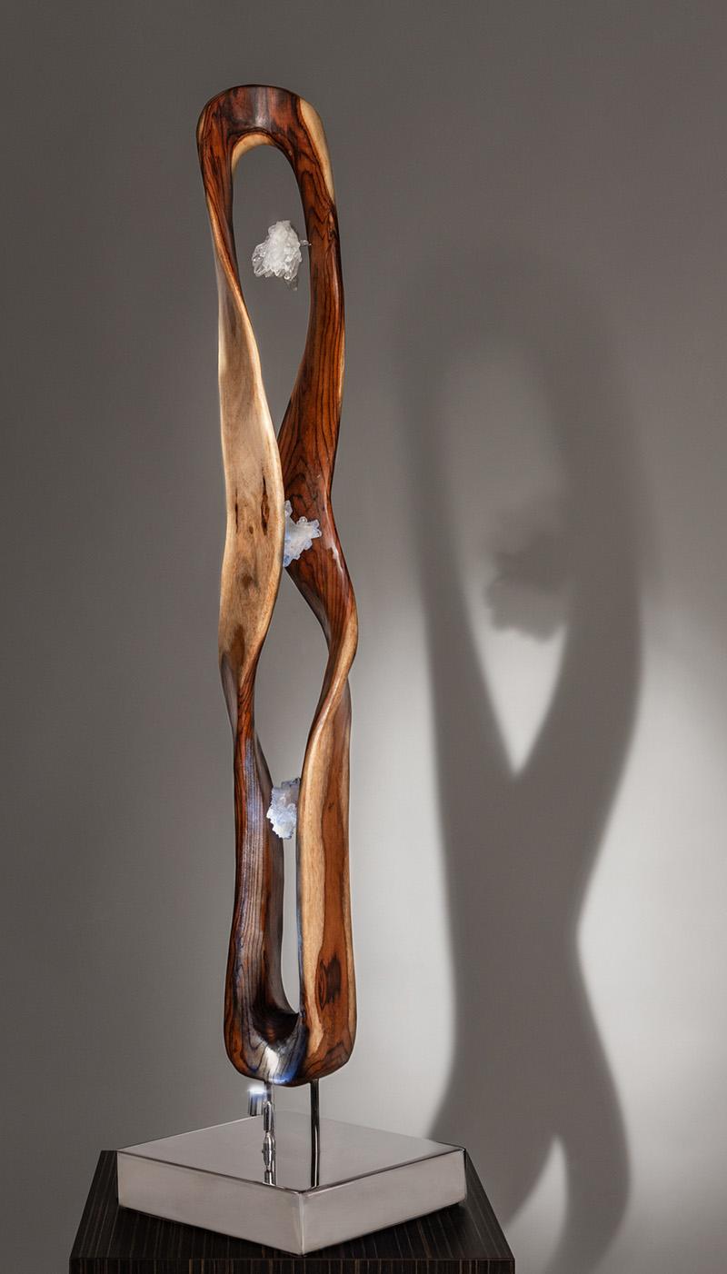 Life Energy by sculptor Dorit Schwartz