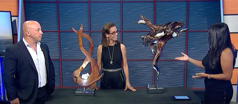 ABC channel with Dorit Schwartz