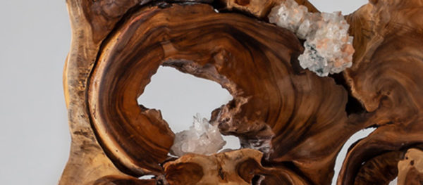 Facets of Life by sculptor Dorit Schwartz 72x36x15