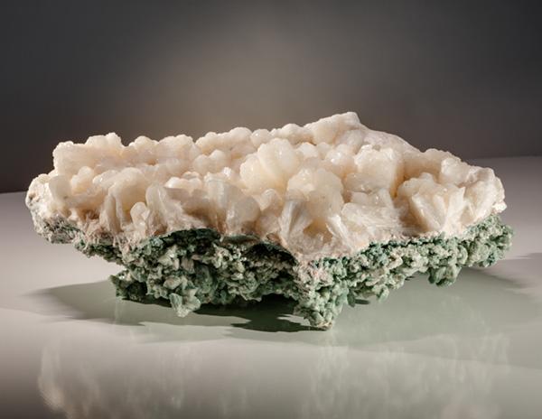 green crystal sculptor Dorit Schwartz
