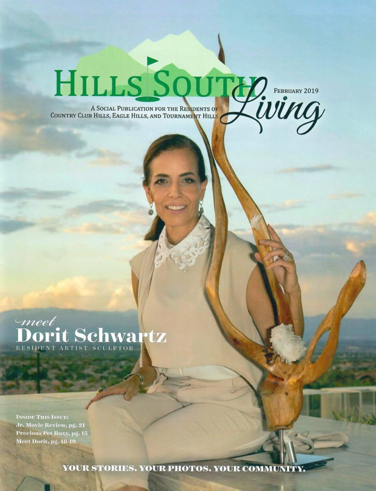 Hills South Living Magazine 1