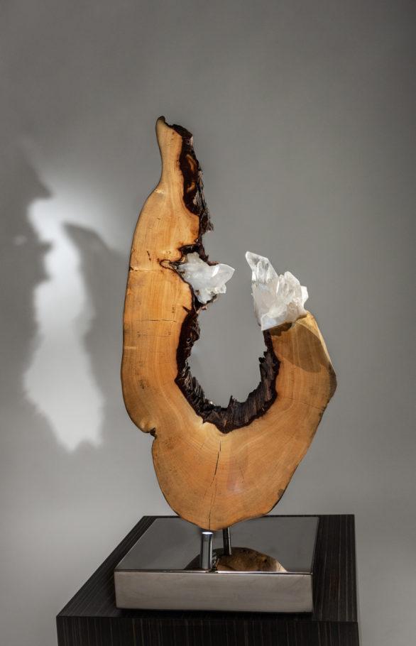 Spiritual Balance by sculptor Dorit Schwartz
