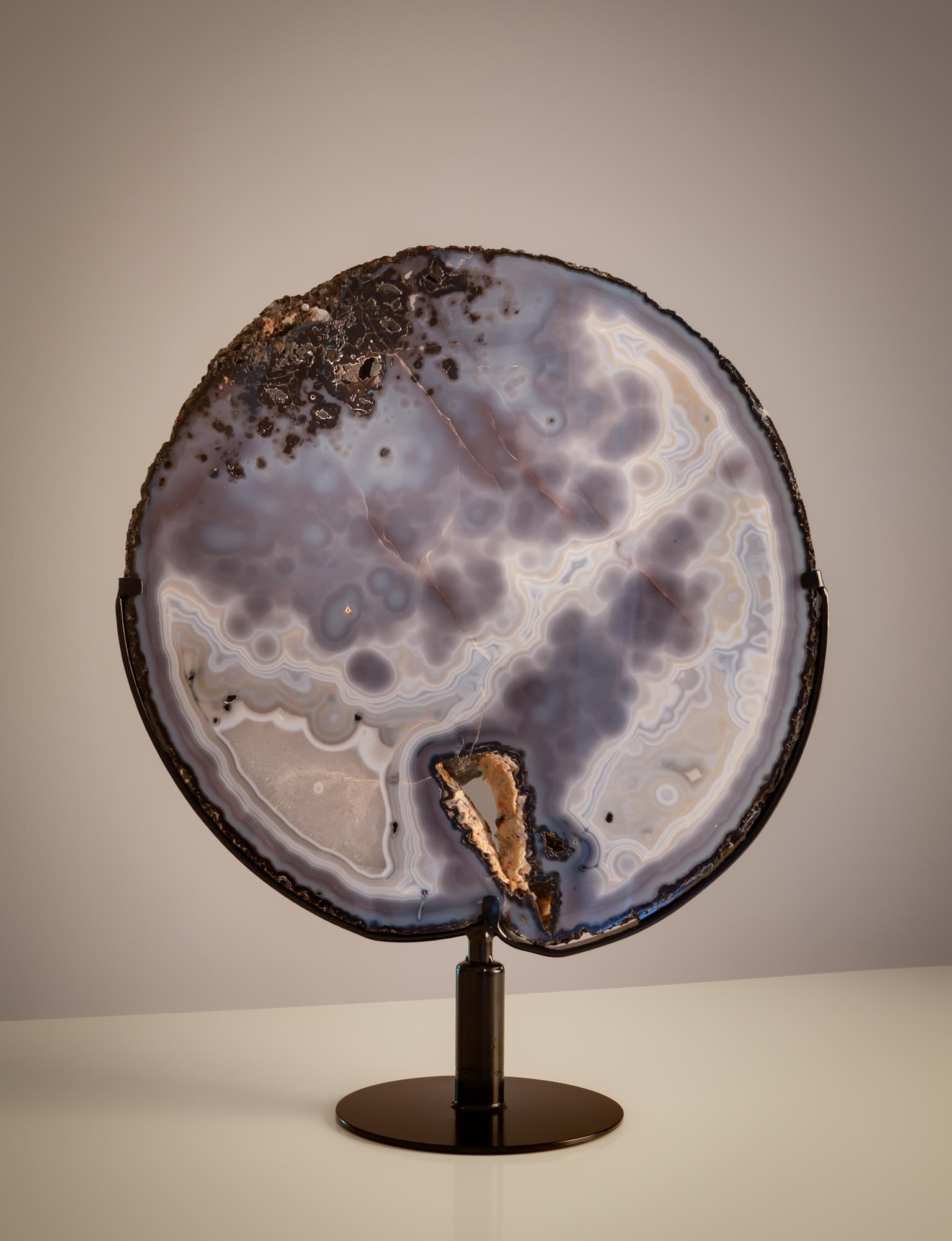 Agate by sculptor Dorit Schwartz