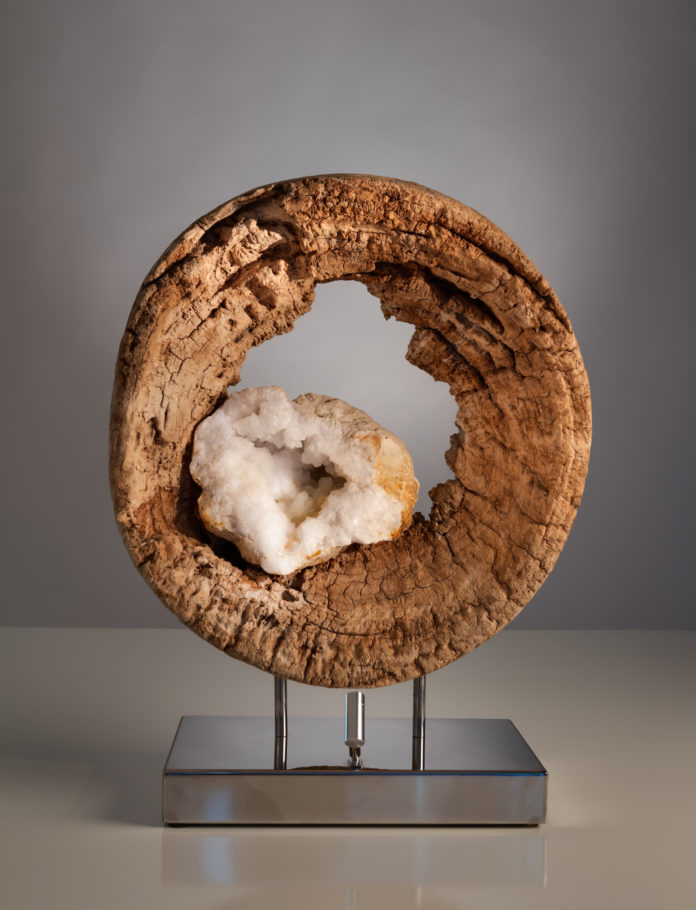 Inner World by sculptor Dorit Schwartz