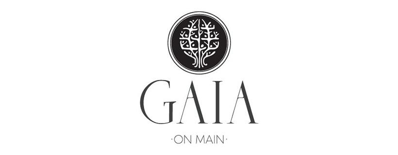 Gaia on Main logo