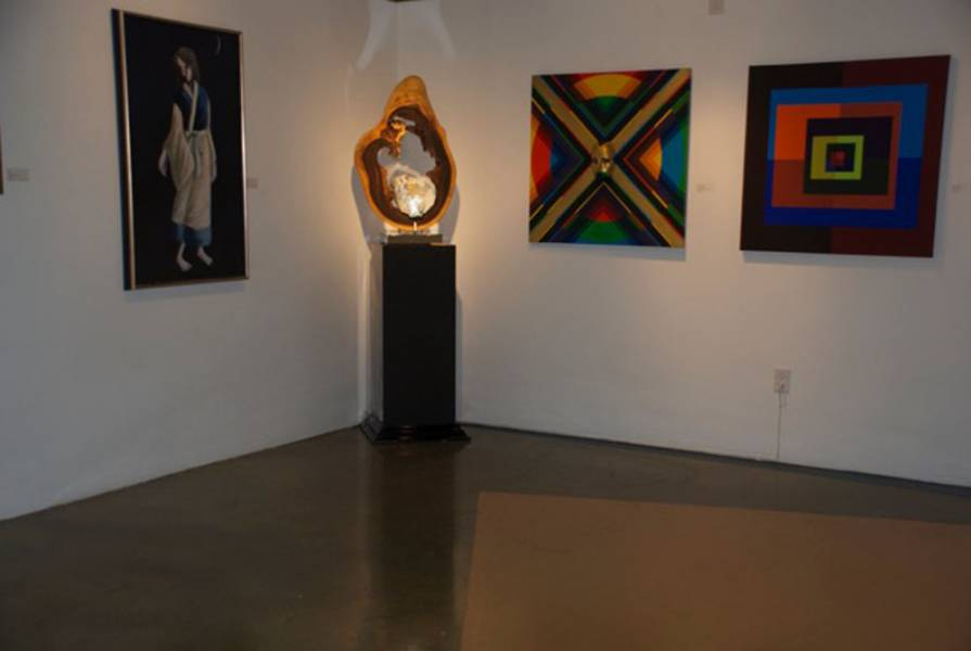 Dorit Schwartz Light Within Collection at the Southern Nevada Museum of Fine Art - Blooming