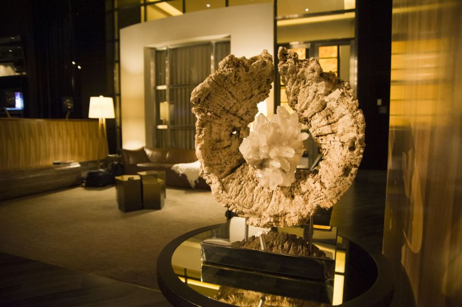 Dorit Schwartz Light Within Collection at the Delano Resort - Origin of Life