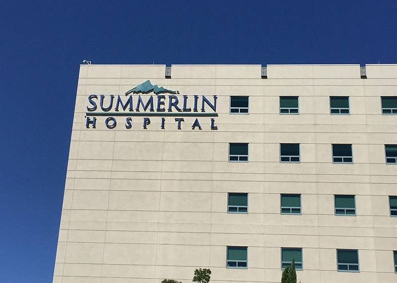 Summerlin Hospital Celebration of Life collection